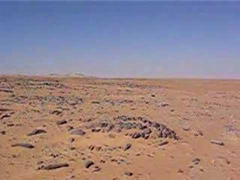 Tenere Desert - Stonefields