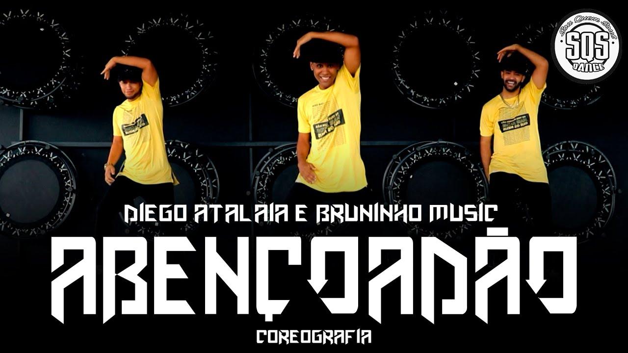 Diego Atalaia & Bruninho Music - Abençoadão | SQS Dance (Coreografia Gospel Funk)