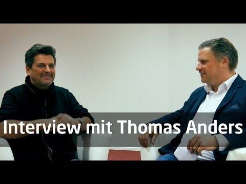TechNite-Interview: Thomas Anders über neue Musik, DVDs und Weihnachten