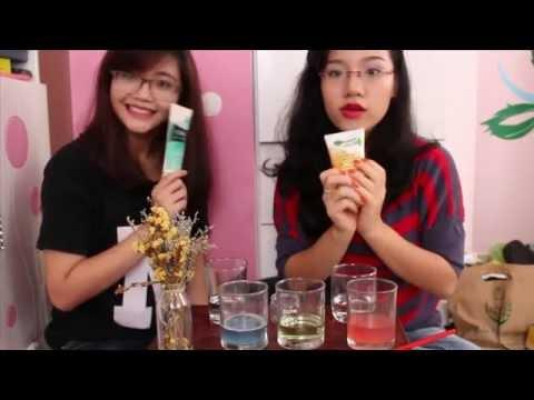 [Clip]_Thử độ pH của Sữa rửa mặt