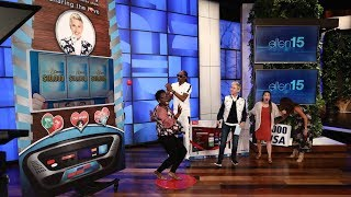 snoop dogg tests his game show hosting skills with ellens slot machines