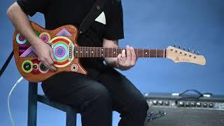 DALEK + PRISMA GUITAR ARTIST SERIES - SUNSET