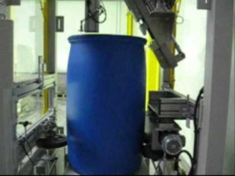 Perforador de drenajes para tambor pl stico de 220 litros for Como criar cachamas en tanques plasticos