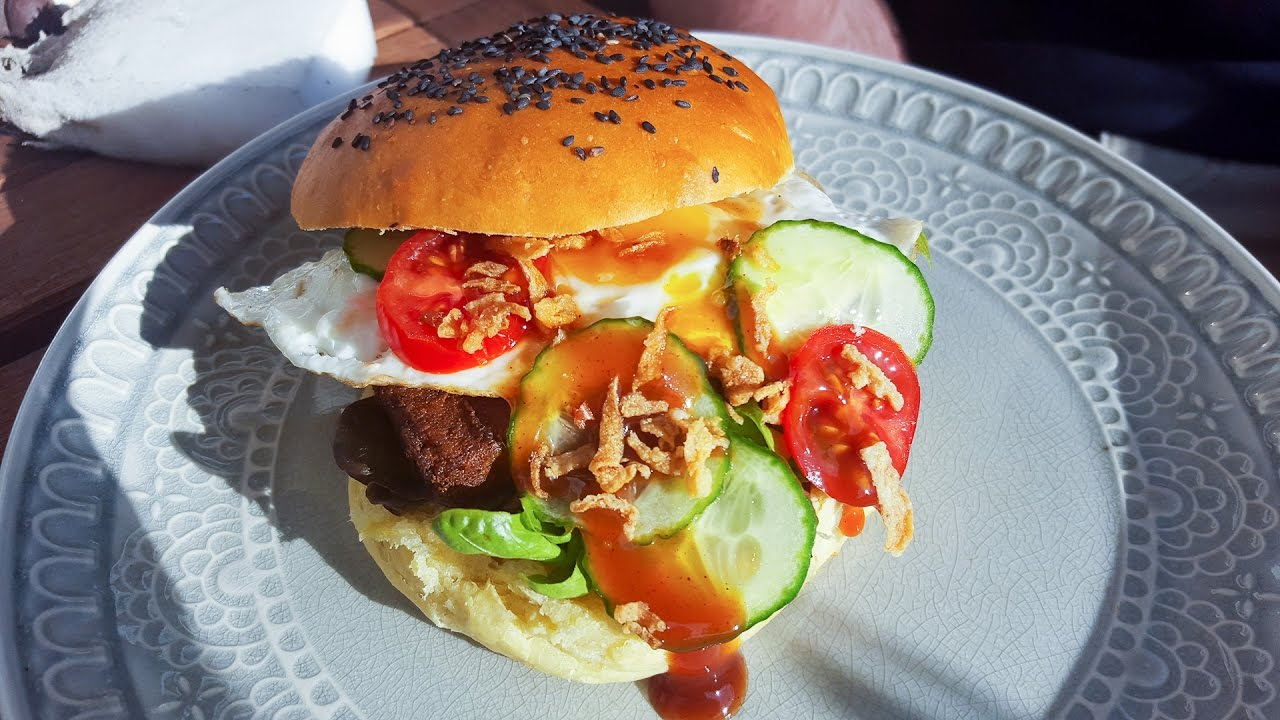 perfekte burger buns selber machen burger br tchen rezept und anleitung nat rlich lecker. Black Bedroom Furniture Sets. Home Design Ideas