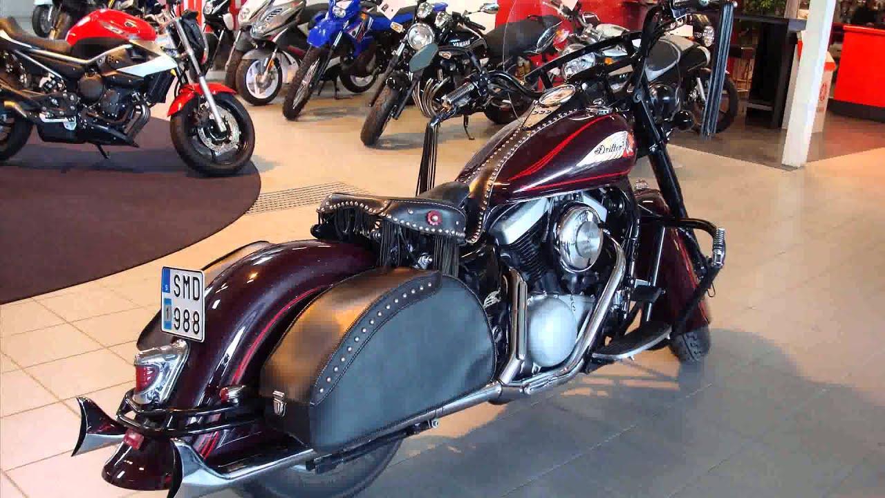 Kawasaki Vn 1500 Drifter