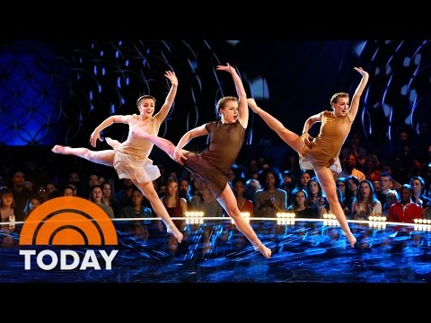 Behind The Scenes Of Jennifer Lopez's New Show 'World Of Dance' | TODAY