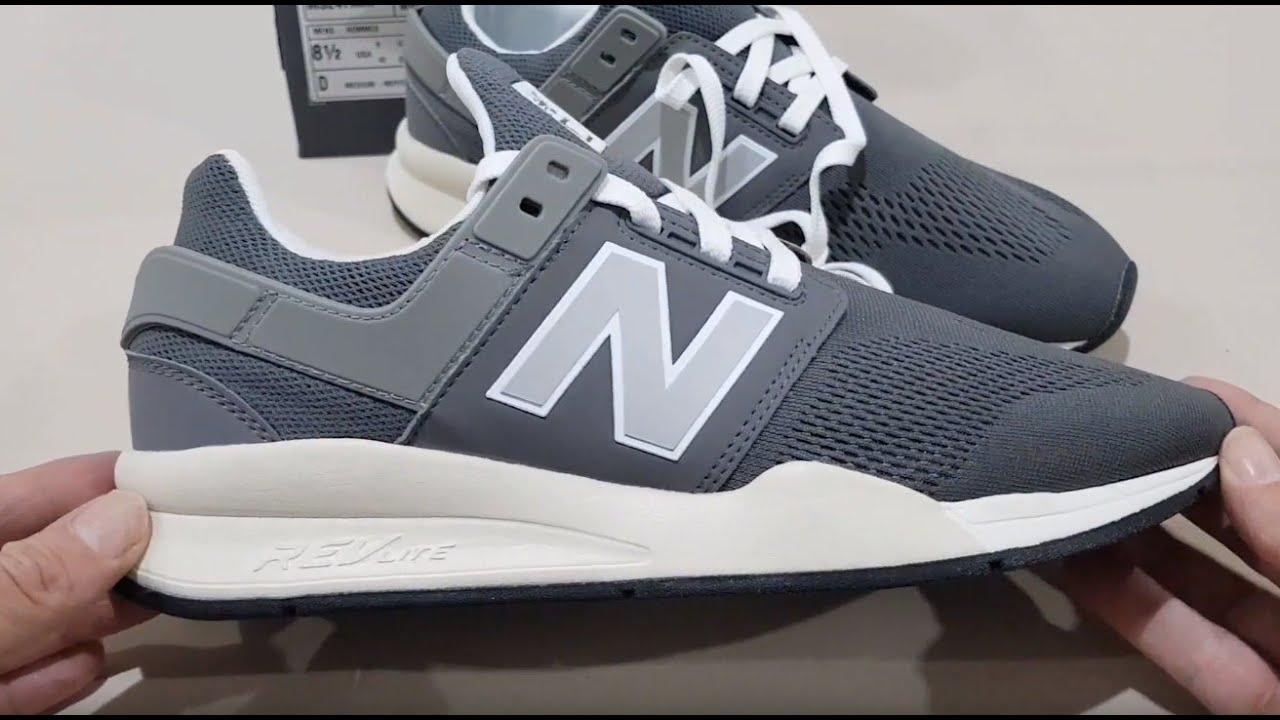new balance 247 v2 noir