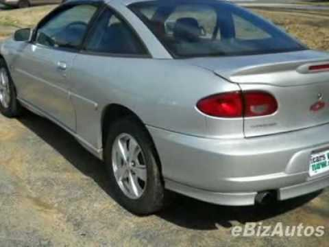 2002 Chevrolet Cavalier Z24 Coupe YouTube