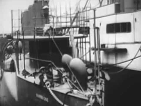 Destroyers: Greyhounds of the Sea - 1966 US Navy Produced film