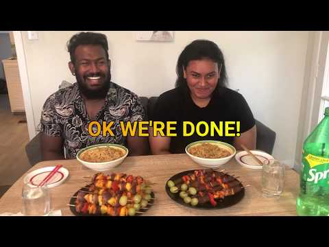 RG & MANDY VS FOOD | episode 01