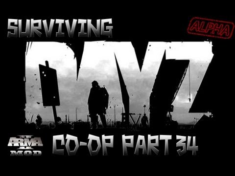 Arma 2 DayZ - Surviving Co-op - Part 34 - Supply Run