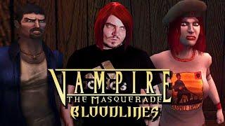 Мэддисон нашел новых друзей в Vampire: The Masquerade Bloodlines #2