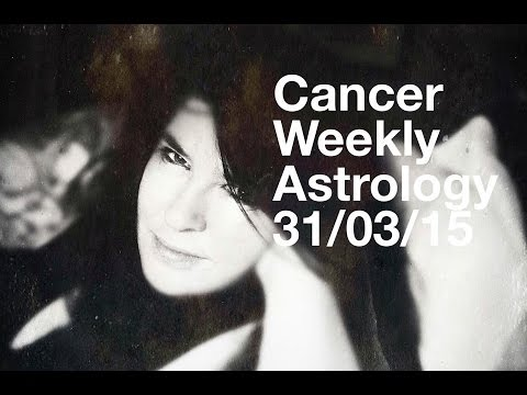 cancer weekly astrology forecast march 29 2020 michele knight