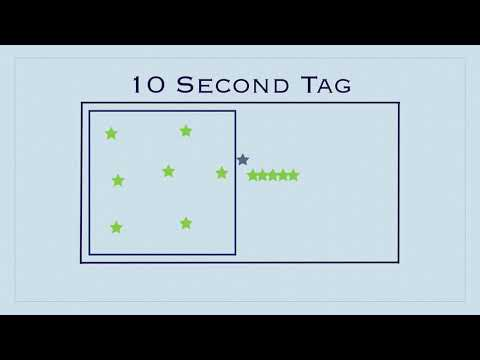 Gym Games - 10 Second Tag