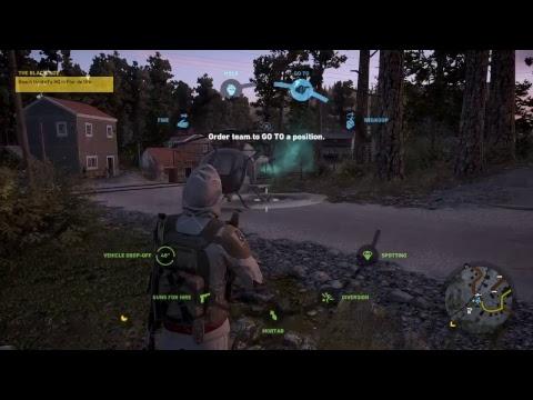 Ghost recon wildlands explore/story