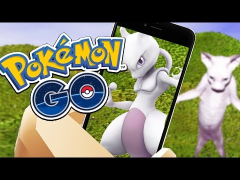 NEW POKEMON GO GAME (FEELS SO REAL)