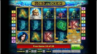 видео Лорд Океана - крупные выигрыши и бонусы в онлайн казино Вулкан 777
