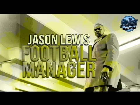 "Jason Lewis | ""Football Manager"" [MVP]: SBTV Comedy"
