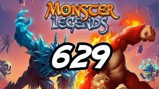 "Monster Legends - 629 - ""Wasteland Desert Island Ends"""