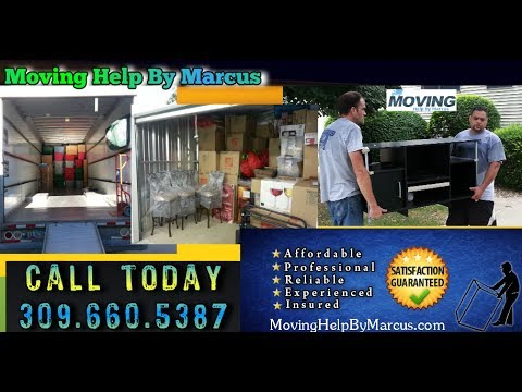 Bloomington Normal Illinois Moving Help By Marcus
