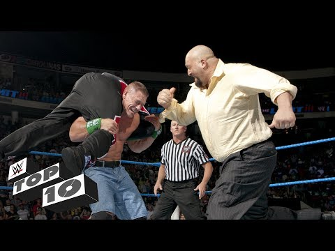 Infamous sucker punches: WWE Top 10, March 10, 2018