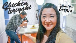 Behind The Scenes! Chicken Teriyaki Episode | Our Yooniverse