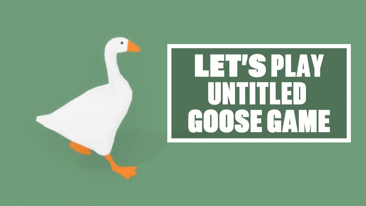 foto de Let's Play Untitled Goose Game HONK HONK TIME TO STEAL A PUMPKIN YouTube