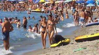 Citara Beach Ischia Italy Пляж Читара