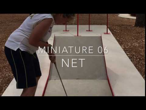 Miniature Lane 6 - Net (World Championships 2017)