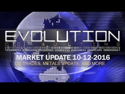 MarketUpdate 10|12|2016 - Oil Trades, Metals ETFs and More