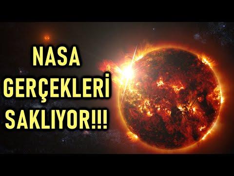 NASA AÇIKLARSA İNSANLAR PANİK OLABİLİR! (Güneşteki Keşif Saklanıyor)