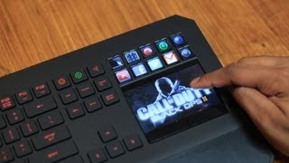 Review: Razer Deathstalker Ultimate Gaming Keyboard thumbnail