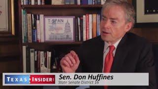 Sen. Don Huffines Talks: Texas