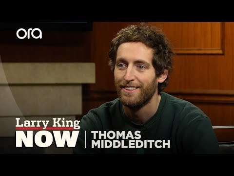 Thomas Middleditch opens up about T.J. Miller's 'Silicon Valley' exit