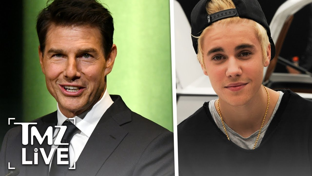 Justin Bieber Still Pretty Sure He Could Take Tom Cruise in a Fight