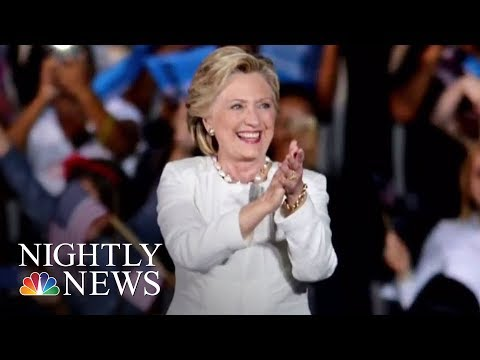 Hillary Clinton Shares Doubts, Acknowledges Mistakes In New Book | NBC Nightly News