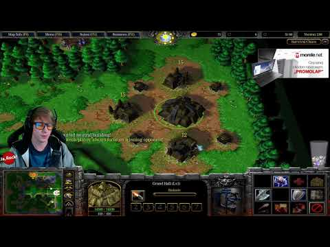 KRASNOLUDZKI CZARNY GRANIT - Warcraft III: (SurvivalChaos)