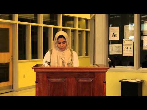 Rocky Hill School Diversity Talks I Meera Almehrzi