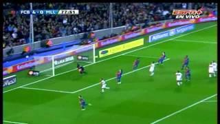 FC Barcelona 5 - Mallorca 0 ►Liga BBVA◄ Fecha 11 [29 Octubre 2011]