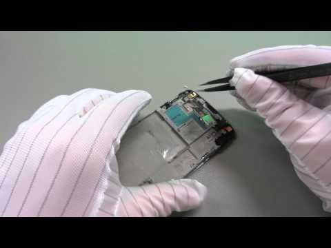LG Google Nexus 4 E960 Display Reparatur / Austausch - handyreparatur123