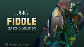 League of Legends -  Fiddlesticks (Season 5: BR)