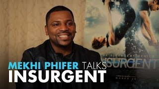 Download Mekhi Phifer Talks Insurgent, 8 Mile, & Kissing Beyonce MP3 song and Music Video