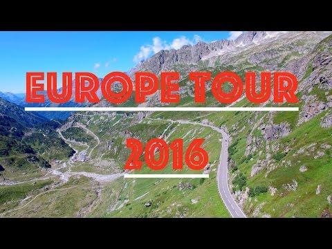 Europe Tour 2016│Do what you LOVE│SWISSBIKER