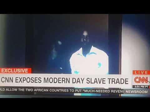 Slave Trade in Libya!! Migrants Sold in 2017 PART 2