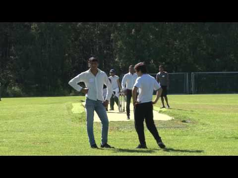 En Cricket Turneringen Av Inter Oslo CK (Pandula B ) Norway 2016