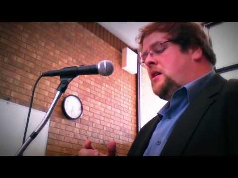 Patrick Charlton singing