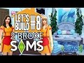 Sims 4 || Let's Build - 2 Broke Sims #8 || 🏆FINALE🏆