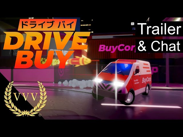 Drive Buy - gameplay trailer