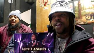 NICK CANNON ROAST!  THE MASKED SINGER  (Starz & Woozie Show)