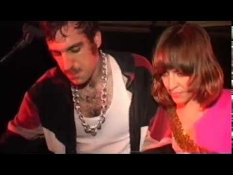 Chilly Gonzales & Feist Tap Dancing @ Trash - London 2002